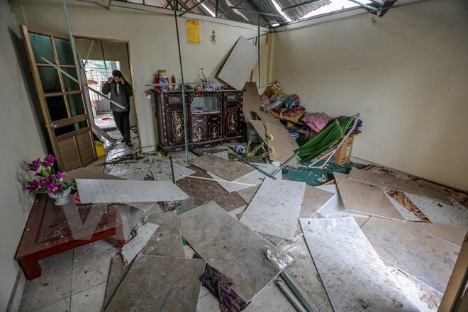 Tan hoang làng Quan Độ sau vụ nổ bom kinh hoàng 10