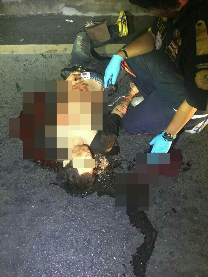 Mâu thuẫn trong quán karaoke, một người Việt bị nhóm người lạ đâm chết ở Thái Lan 2
