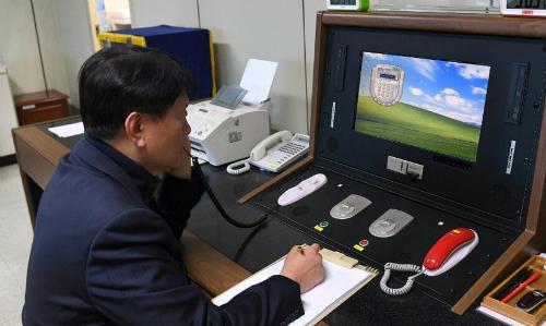 Hy hữu: Triều Tiên lần đầu gọi điện cho Hàn Quốc trong 2 năm 1