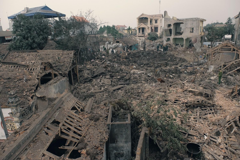 Vụ nổ kinh hoàng ở Bắc Ninh: Công an đang xác minh nguồn gốc số đạn 1