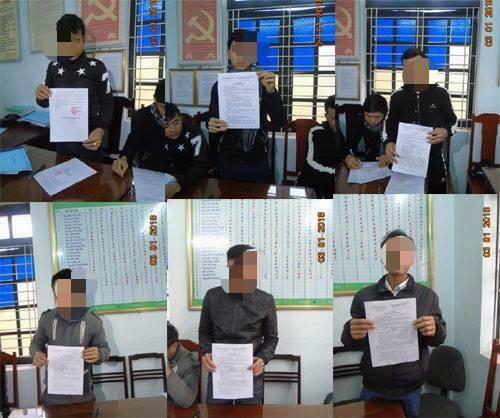 Lăng mạ CSGT trên Facebook, 6 người bị xử phạt 1