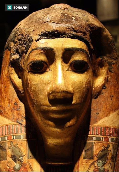 Giải mã bí mật trong quan tài chứa xác ướp thời Ai Cập cổ đại nhờ công nghệ mới của Anh 1
