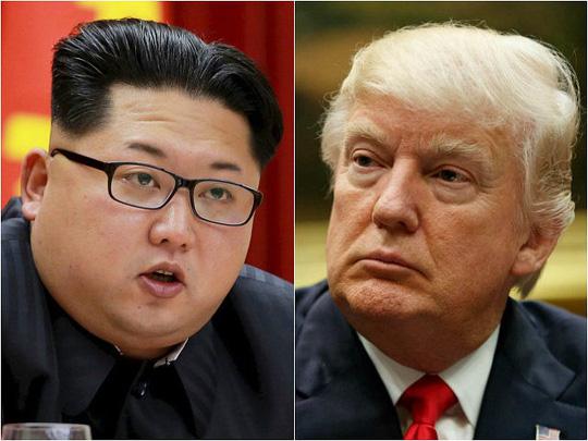 Nhà Trắng lên tiếng vụ ông Trump so bì nút bấm hạt nhân 1