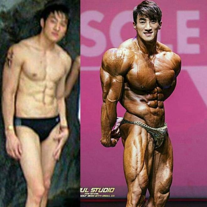Hwang Chul Soon: Quái vật thể hình Hàn Quốc - Ảnh 3.