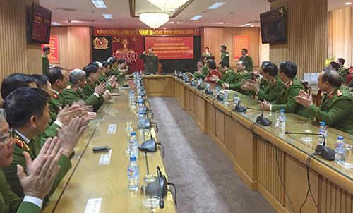 Tướng Hồ Sỹ Tiến và tướng Nguyễn Anh Tuấn khắc tinh của tội phạm nghỉ hưu 1