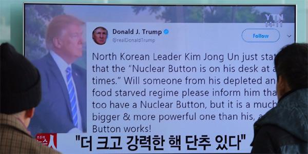 Sự thật bất ngờ về nút hạt nhân của ông Trump  1