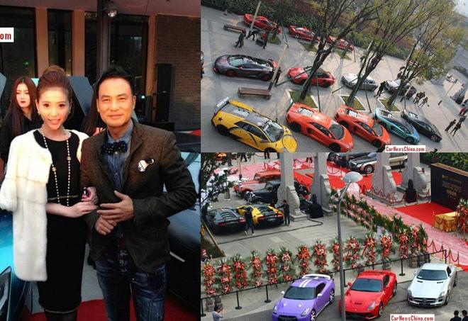 Siêu quyền lực của Nhậm Đạt Hoa: Huy động 200 siêu xe khai trương quán bar, cứu mạng Lưu Đức Hoa 7
