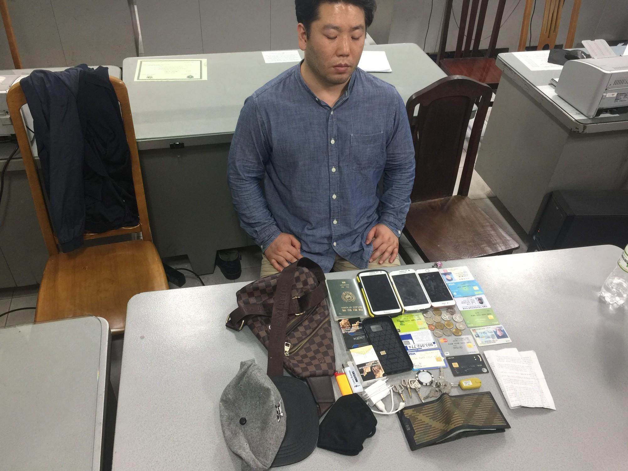 Thanh niên Hàn Quốc hãm hiếp cô gái không thành, giết người bịt đầu mối 1