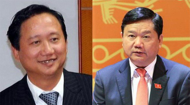 Nóng: 44 luật sư tham gia phiên xử Đinh La Thăng, Trịnh Xuân Thanh 1