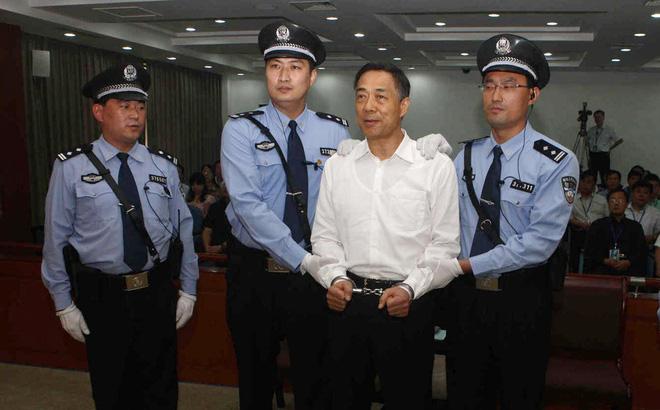 Hình ảnh Trung Quốc bắt giữ và xét xử Ủy viên Bộ chính trị  Bạc Hy Lai như thế nào? số 2