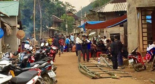 Chồng bất tỉnh cạnh thi thể vợ trong chuồng lợn ở Thanh Hóa 1
