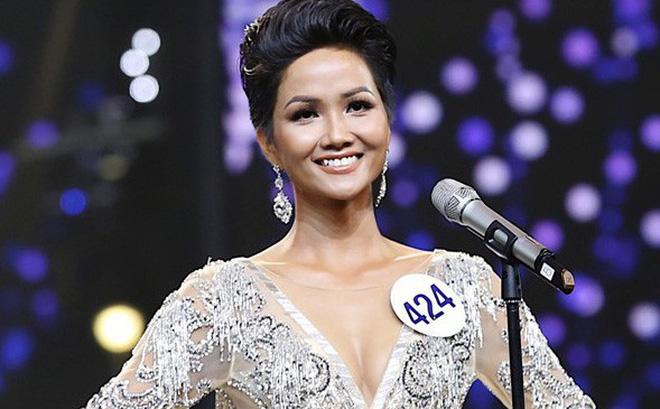 Cận cảnh mặt mộc của tân Hoa hậu Hoàn vũ 2017 H'Hen Niê 1