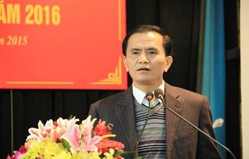 Trung ương công bố quyết định kỷ luật Phó Chủ tịch Thanh Hóa Ngô Văn Tuấn 1