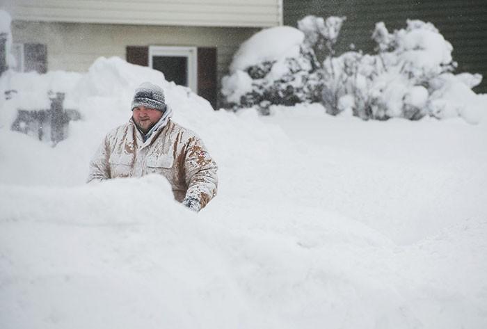 Cả thế giới đang hứng chịu cái lạnh tồi tệ, dự đoán