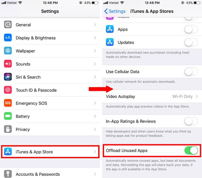 iPhone liên tục báo đầy bộ nhớ: Nguyên nhân và cách khắc phục từ A-Z 3