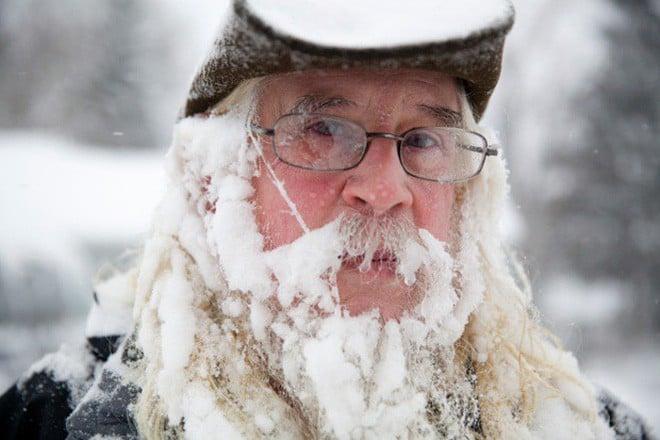 Mỹ lạnh hơn cả sao Hỏa, Trung Quốc tuyết rơi khắc nghiệt, vậy đâu là giới hạn chịu lạnh của con người? 4