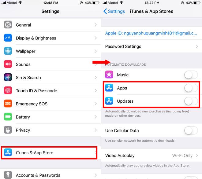 iPhone liên tục báo đầy bộ nhớ: Nguyên nhân và cách khắc phục từ A-Z 5