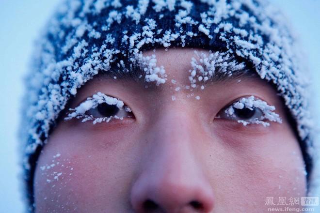 Mỹ lạnh hơn cả sao Hỏa, Trung Quốc tuyết rơi khắc nghiệt, vậy đâu là giới hạn chịu lạnh của con người? 6