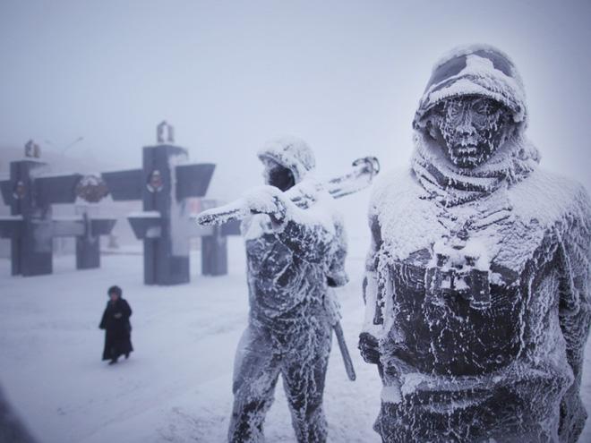Mỹ lạnh hơn cả sao Hỏa, Trung Quốc tuyết rơi khắc nghiệt, vậy đâu là giới hạn chịu lạnh của con người? 7