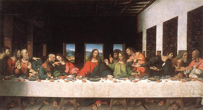 Bí ẩn trong các bức họa trăm triệu đô của Leonardo da Vinci: bí mật được bật mí 3
