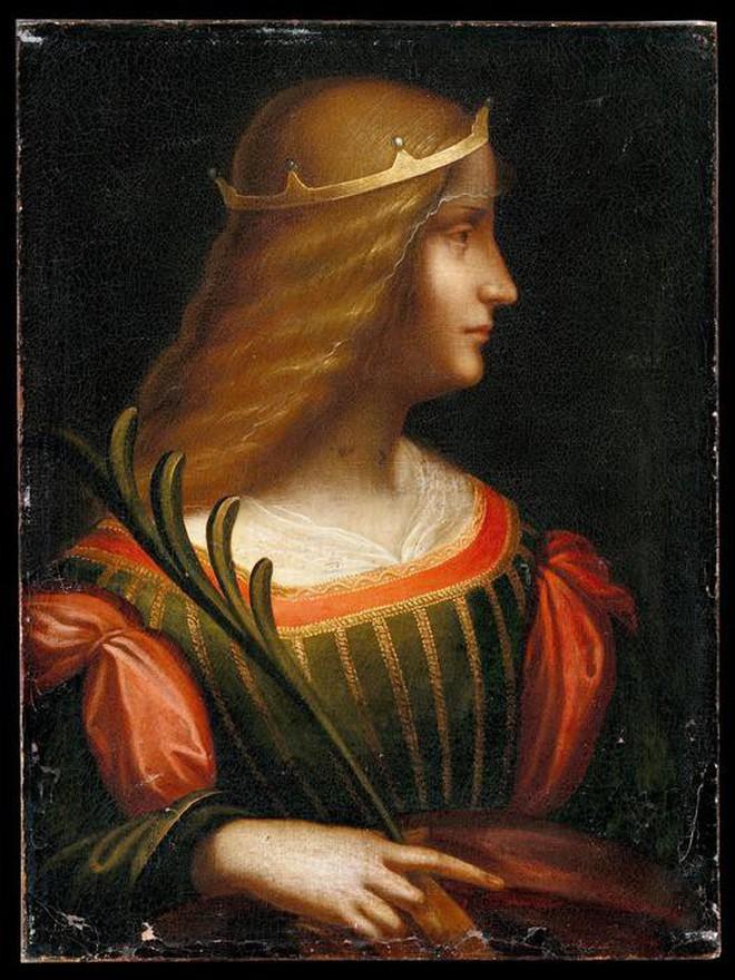 Bí ẩn trong các bức họa trăm triệu đô của Leonardo da Vinci: bí mật được bật mí 5