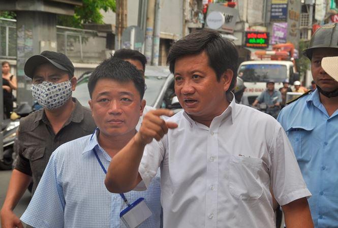 Ông Đoàn Ngọc Hải làm đơn từ chức, UBND TP HCM nói gì? 1
