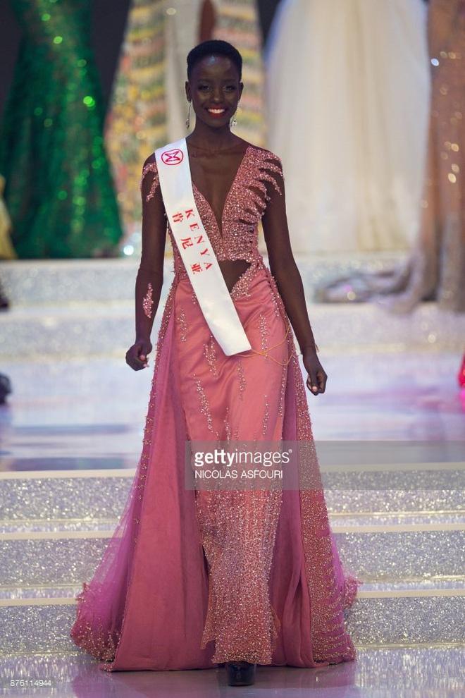 Da nâu, tóc ngắn, body săn chắc - H'Hen Niê toàn sở hữu nét đẹp của các Hoa hậu đạt giải cao trên đấu trường quốc tế 10