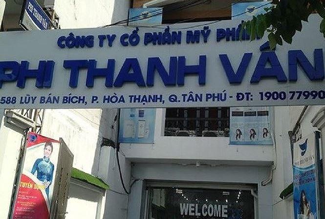 Công ty Mỹ phẩm Phi Thanh Vân bị phạt 155 triệu đồng 2