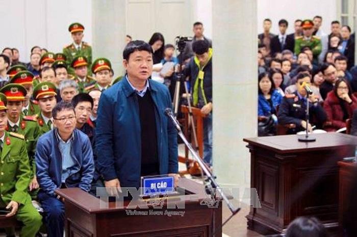 Vụ PVN: Ông Đinh La Thăng khai gì tại tòa? 1