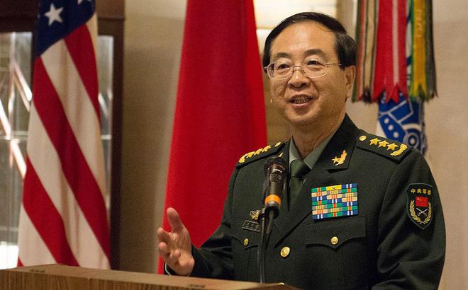 Nóng: Trung Quốc bắt giữ nguyên Tổng tham mưu trưởng quân đội 1