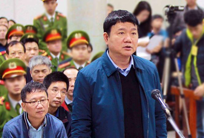 Ông Đinh La Thăng nghẹn ngào nói hết sức day dứt về khuyết điểm của Nhiệt điện Thái Bình 2 1