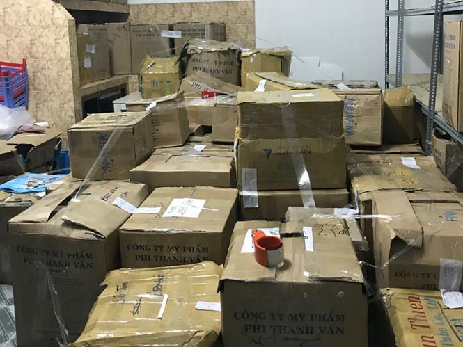 Công ty Mỹ phẩm Phi Thanh Vân bị phạt 155 triệu đồng 1