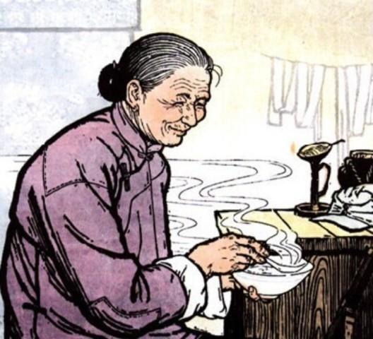 Ăn xong để mẹ già rửa bát, vị giáo sư khiến học trò ngớ người cho đến khi ông nói ra lý do - Ảnh 1.