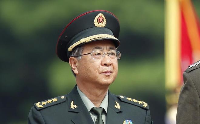 Cựu Tổng tham mưu trưởng quân đội Trung Quốc vừa
