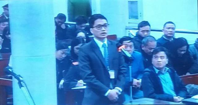 Điều tra viên giải thích kết luận Trịnh Xuân Thanh quanh co, chối tội 1