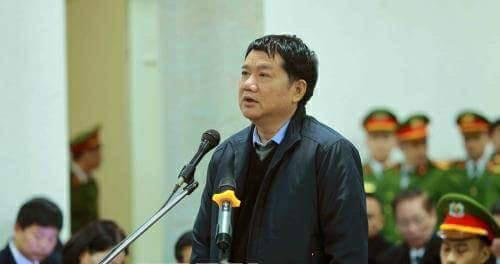 Ông Đinh La Thăng kiến nghị HĐXX xác định lại giá trị thiệt hại 1