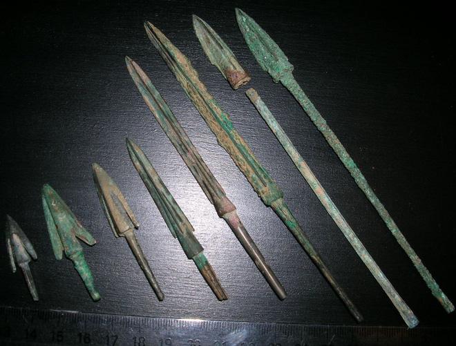 Bí ẩn số vũ khí kỳ lạ bên trong lăng mộ Tần Thủy Hoàng - ngàn năm vẫn sắc bén 2