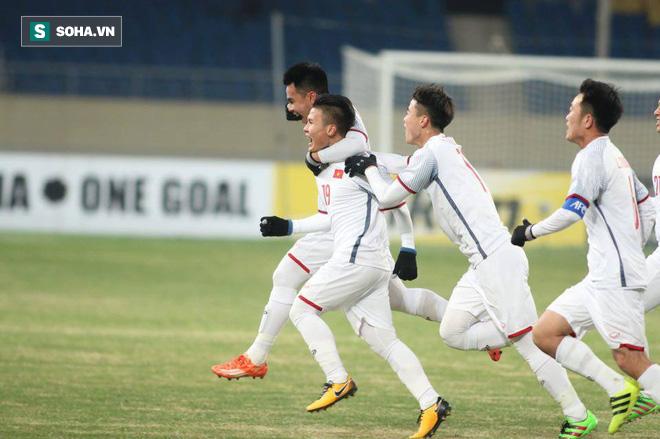Quang Hải lập siêu phẩm, U23 Việt Nam khiến U23 Hàn Quốc phải nhớ mặt, nhớ tên 1