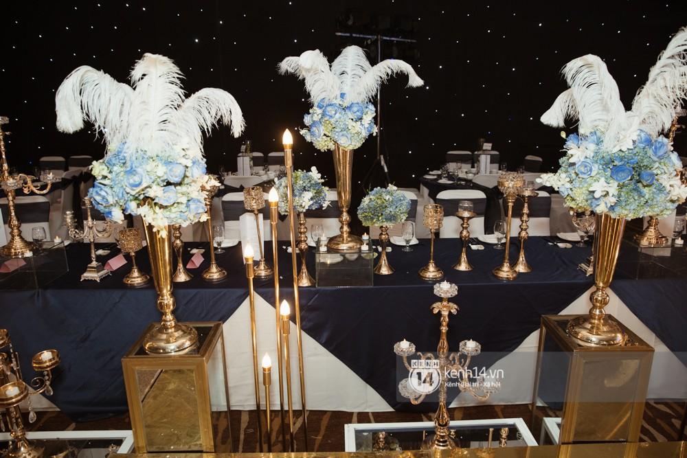 Sau đám cưới tại Vũng Tàu, Lâm Khánh Chi và ông xã tiếp tục tổ chức hôn lễ trong không gian cực sang trọng ở TP.HCM! 11