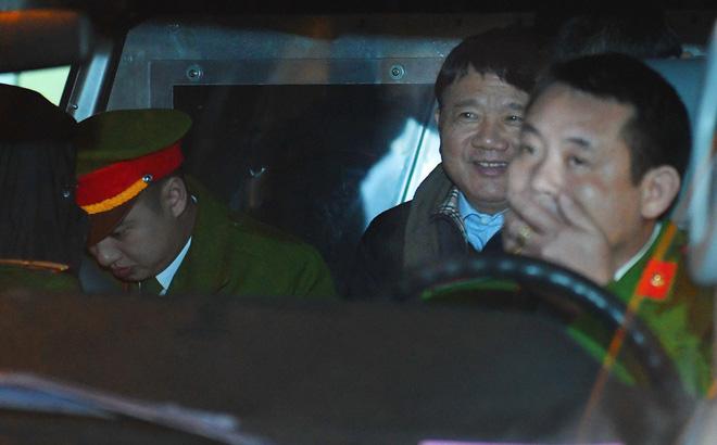 Ông Đinh La Thăng bị đề nghị mức án từ 14-15 năm tù 1