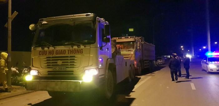 Hình ảnh Xe tải chống đối