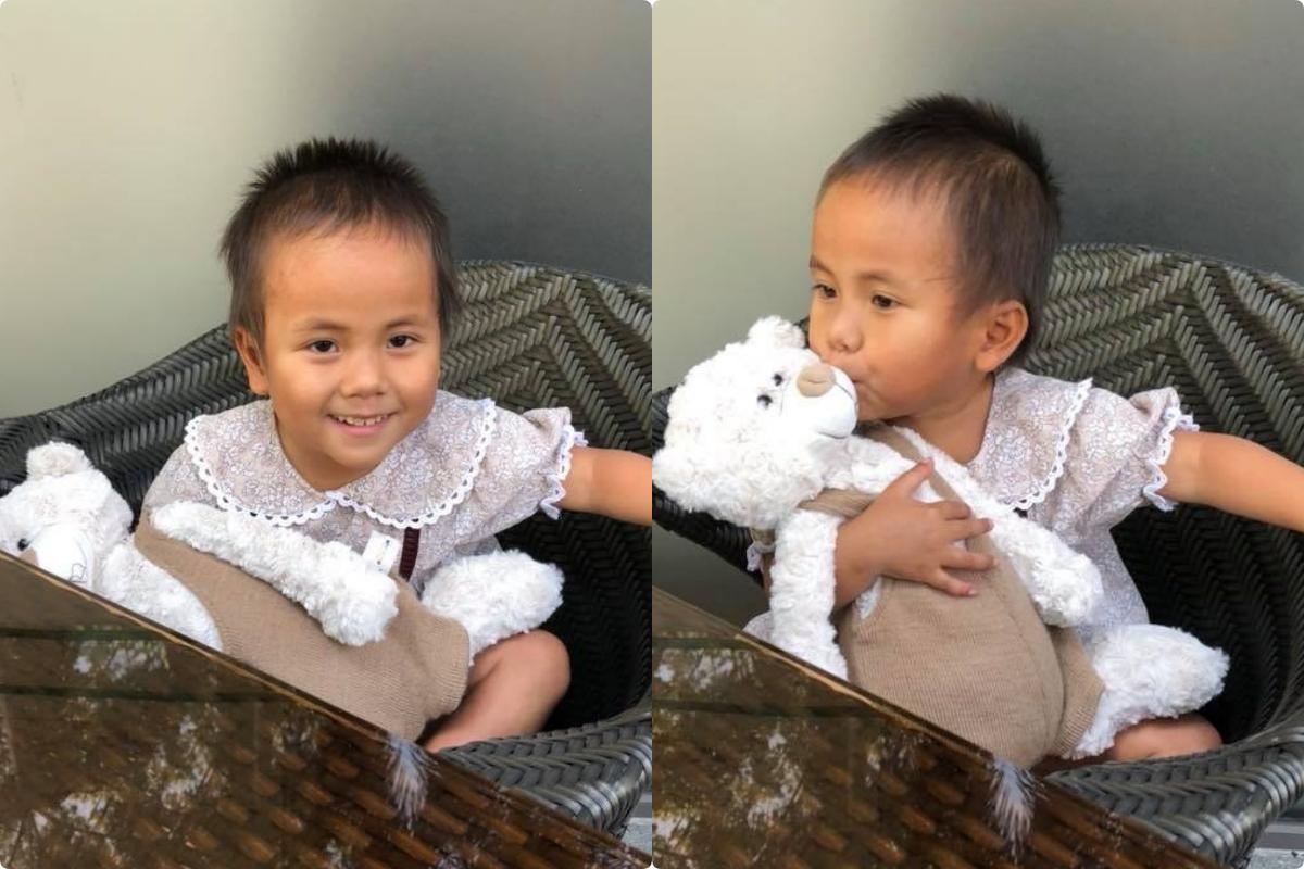 Vợ chồng ở Sài Gòn hoãn mua ô tô, vượt nghìn km đến Mường Lát nhận nuôi bé gái liệt 2 chân không manh áo giữa mùa đông 10