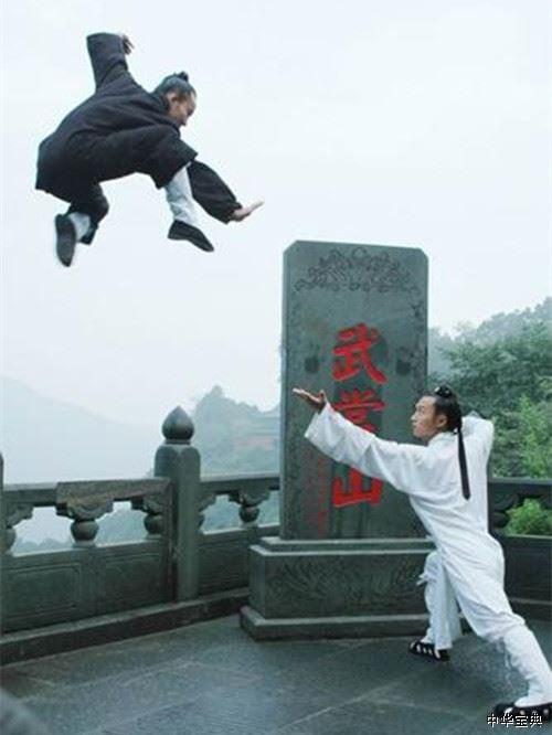 """Võ Đang - môn phái có thật ở Trung Hoa """"sánh vai"""" với Thiếu Lâm - bây giờ ra sao? 3"""