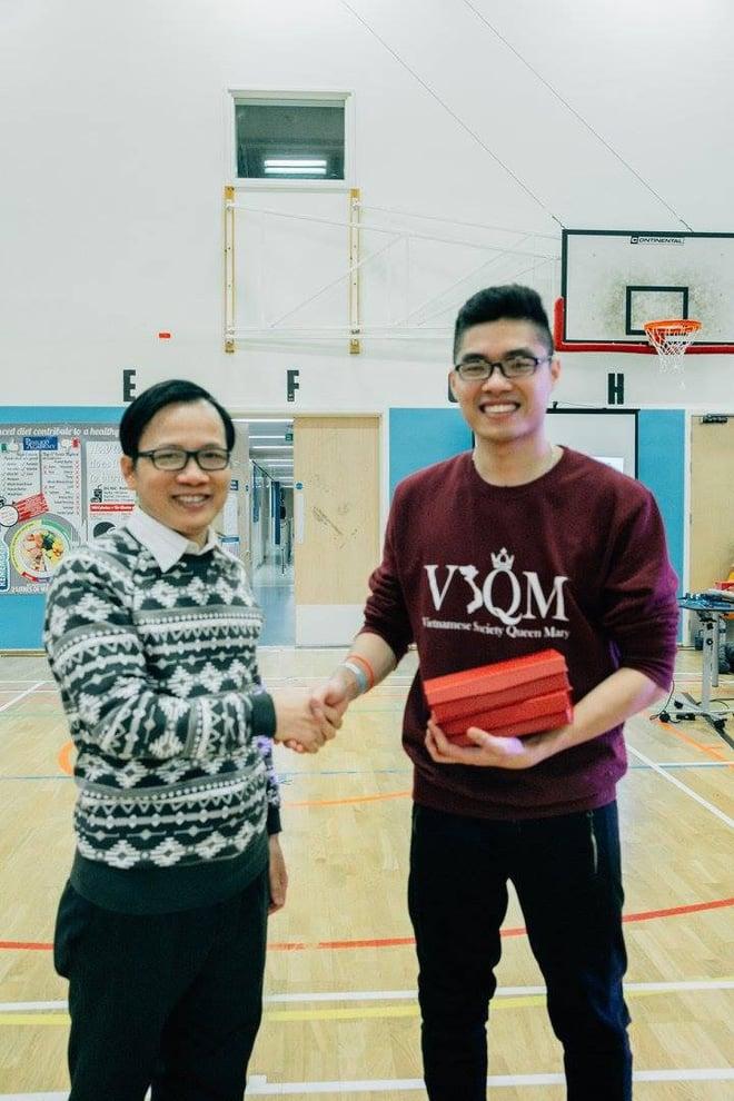Hình ảnh Nam sinh Việt duy nhất nhận học bổng tiến sĩ toàn phần ĐH hàng đầu nước Anh số 10