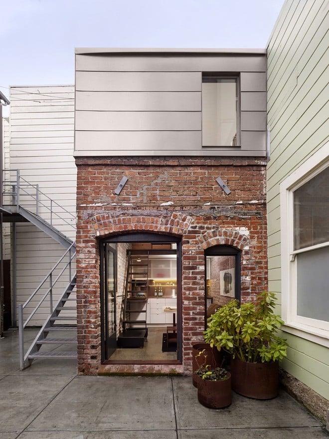 Căn phòng 8m² 'lột xác' hoàn hảo thành ngôi nhà tuyệt đẹp, ai cũng phải ước ao 3