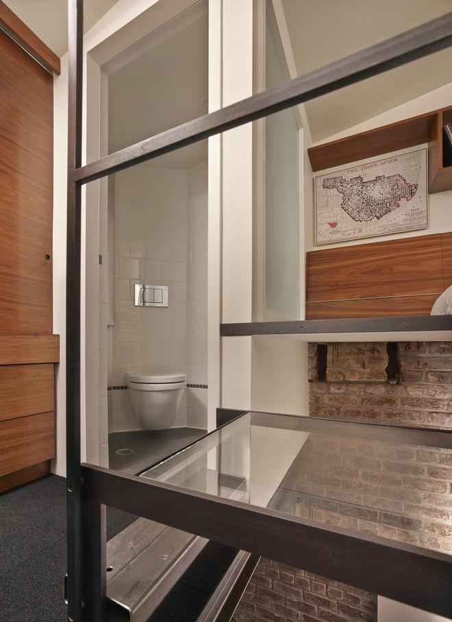 Căn phòng 8m² 'lột xác' hoàn hảo thành ngôi nhà tuyệt đẹp, ai cũng phải ước ao 7