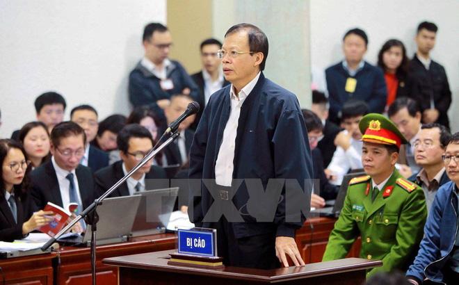 Hình ảnh Luật sư chỉ ra tình tiết ông Thăng vô tình gỡ tội cho Phùng Đình Thực số 1
