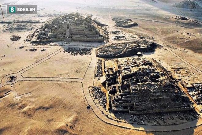 Ai Cập cổ đại không phải là nơi đầu tiên trên Trái Đất xây dựng kim tự tháp - Ảnh 2.