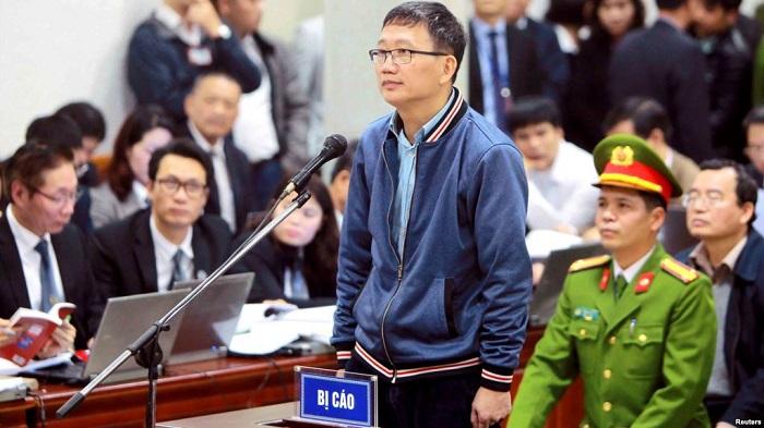 Hình ảnh Đại án PVC: Luật sư đề nghị tuyên Trịnh Xuân Thanh không phạm tội tham ô số 1