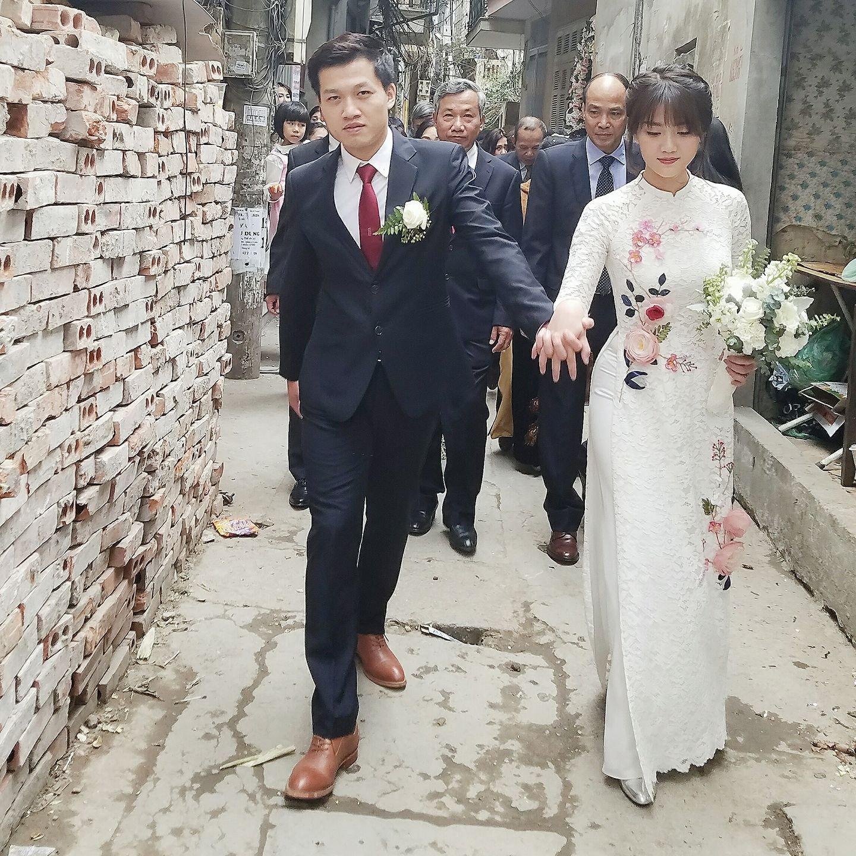 Đám cưới của 3 cặp trai tài gái sắc khiến dân tình rần rần chẳng thua hot boy, hot girl 1